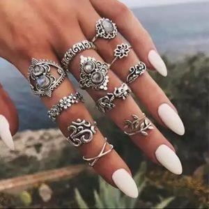RESTOCKED ✯ Aphrodite Rings Set ✯